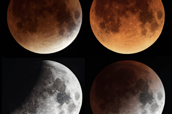 Moon Eclipse Mosaic - UK HEQ5
