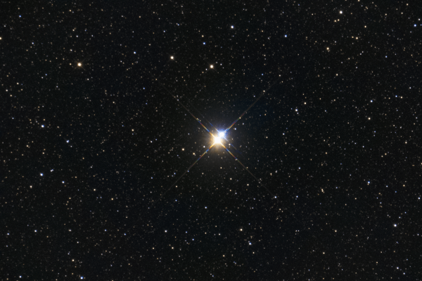 Albireo - Double Star - UK HEQ5