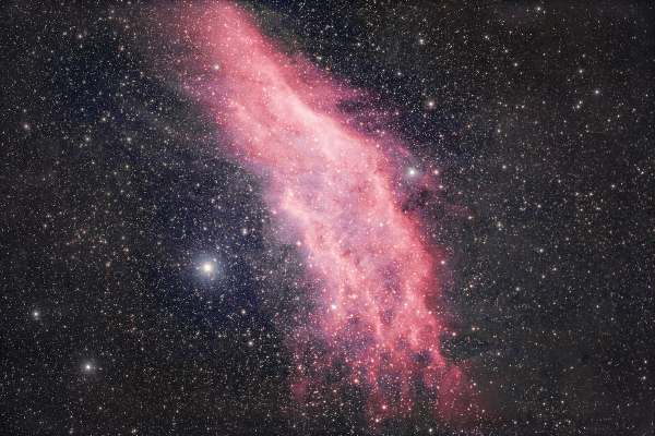 NGC 1499 (The California Nebula)