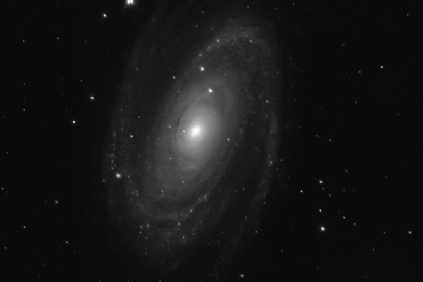 M81 Bode's Galaxy  M51 Whirlpool Galaxy  Skywatcher HEQ5 autoguided - Altair Atro 8 inch Ritchey Chretien (1625mm) - Astro Tech 2 inch Field Flattener - ASI 174MM-COO